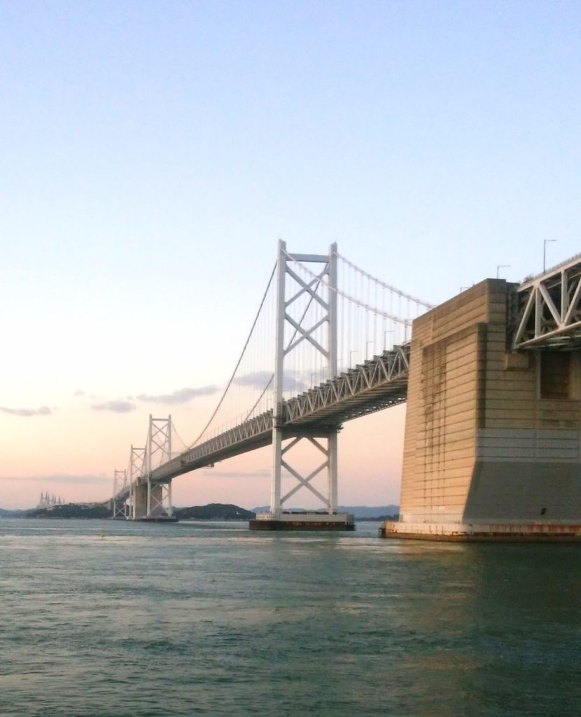 四国一周旅3日目:瀬戸大橋(香川県)