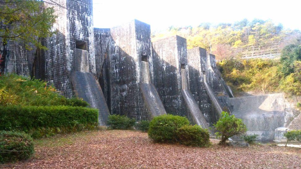 四国一周旅3日目:豊稔池ダム(香川県)