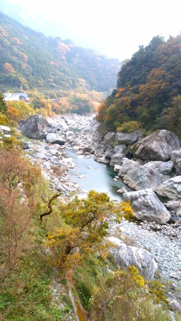 【秋の四国カルストをドライブ】強風が吹く天空の道と絶景