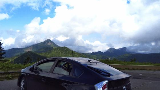 長野県一周車中泊ドライブ旅:2日目
