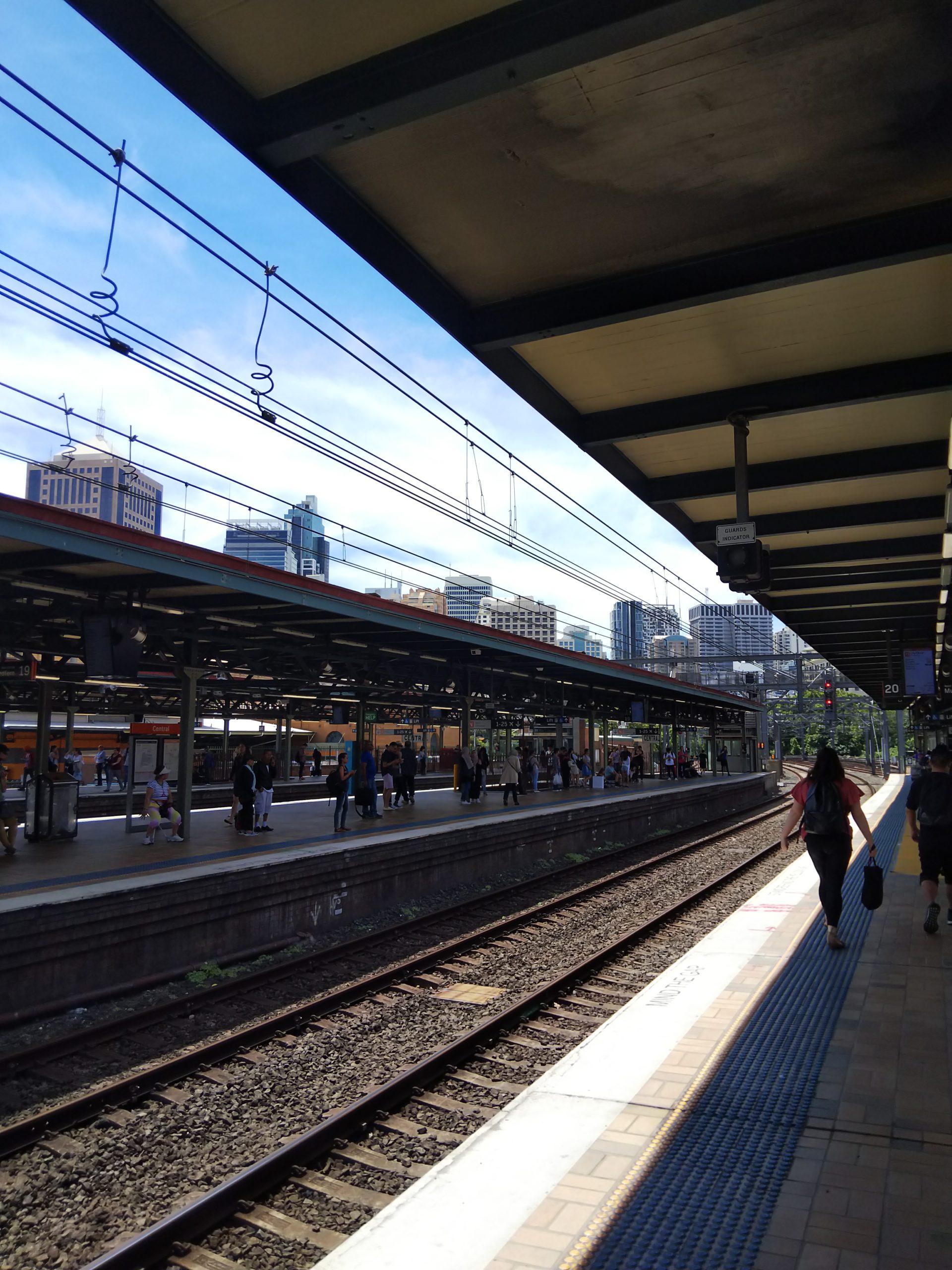 セントラル駅
