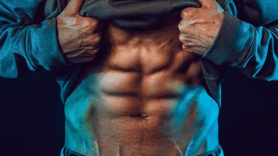 ドローインで鍛えられる筋肉