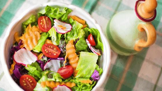内臓脂肪を落とすダイエット法:食事