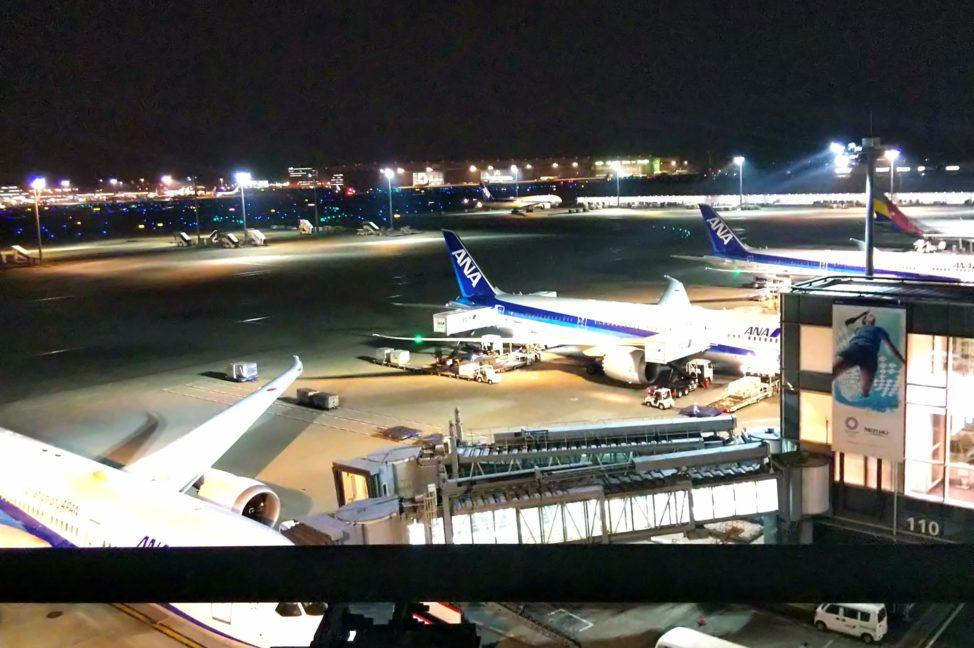 シドニー1人旅:羽田空港からシドニー空港へ