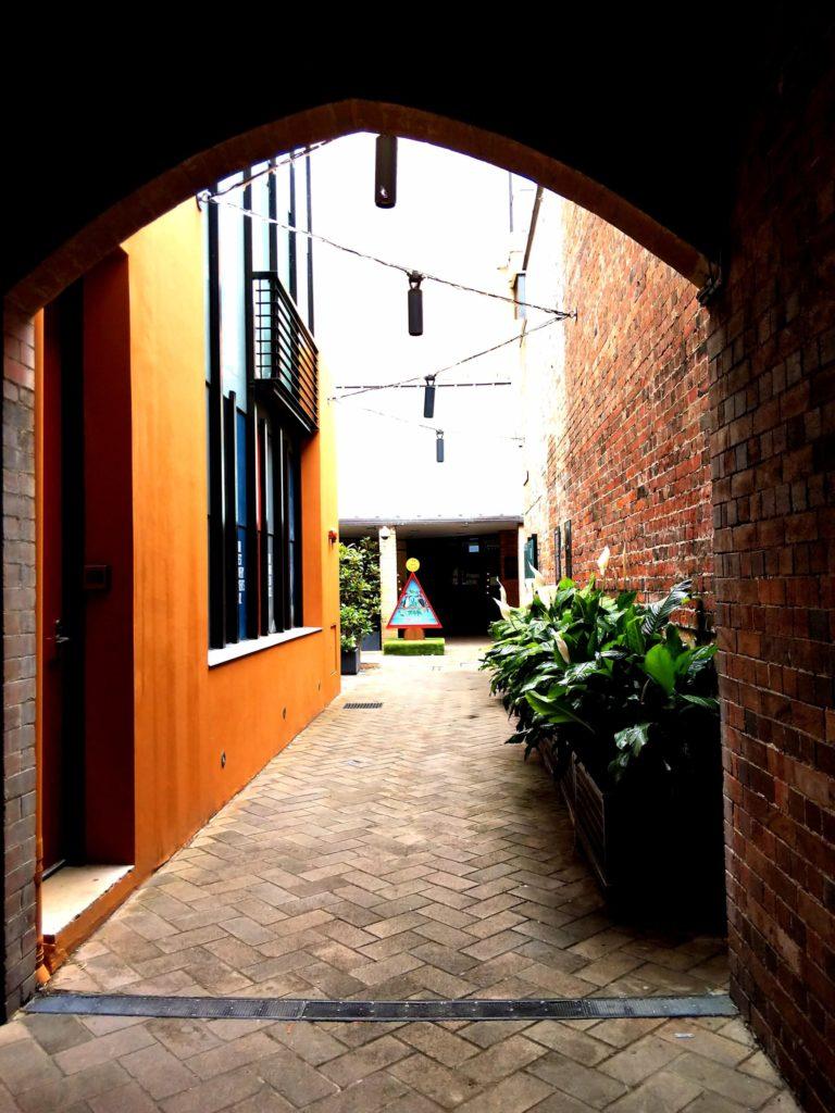 シドニー1人旅:ロックス地区