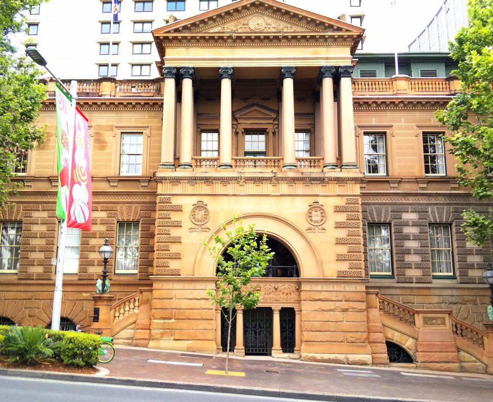 シドニー1人旅:街並み観光