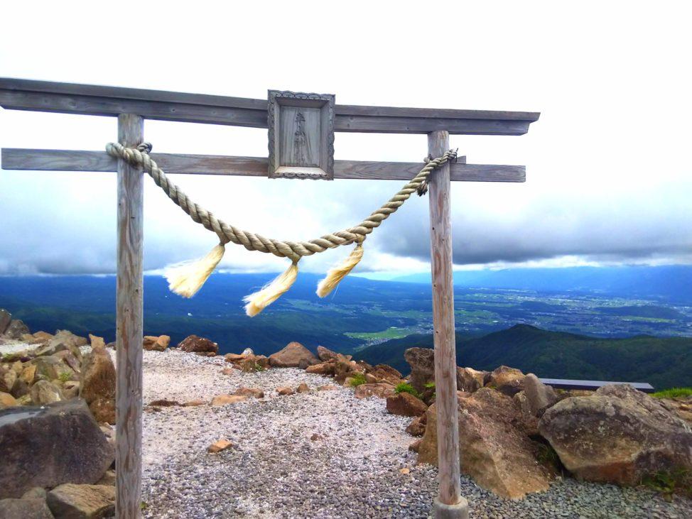 車山神社 【車山高原のリフトで山頂絶景スポットへ】長野県一周車中泊ドライブ旅