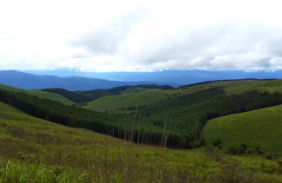 長野県旅行2日目:ビーナスライン霧ヶ峰