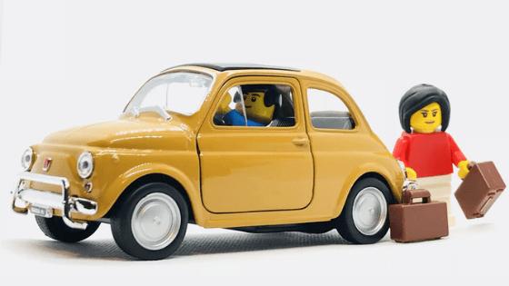 ドライブで高速道路を安く使う方法:軽自動車割引