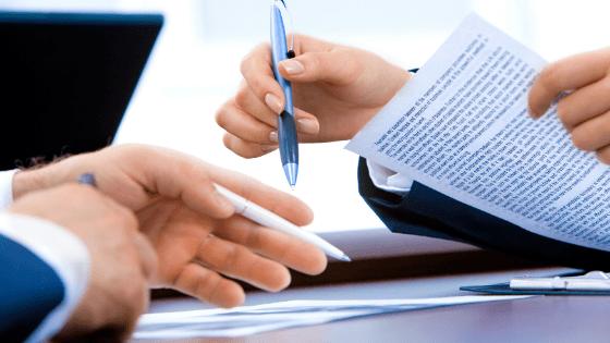 不動産投資の手順④:ローンなどの契約
