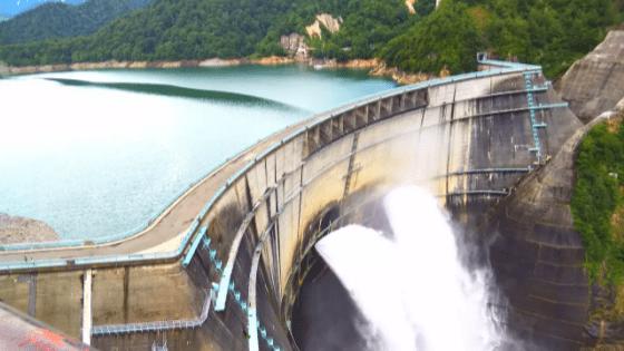 【黒部ダムの観光放水は絶景】車中泊した扇沢駅からトロリーバスで15分:まとめ