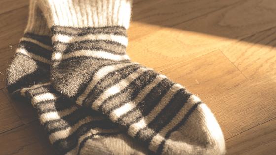 意外と忘れがちな必需品④:下着・靴下