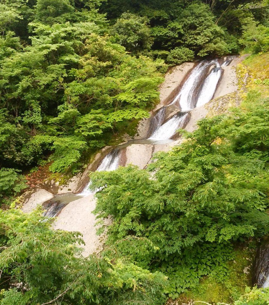 男女滝【能登半島一周・車中泊ドライブ旅】2泊3日でまわった21のおすすめ観光スポット